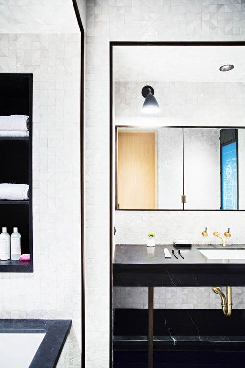 Excellent Bathroom Cabinets Secaucus Nj Big Bath Vanities New Jersey Square White Vanity Mirror For Bathroom Small Bathroom Ideas With Shower And Tub Old Small Deep Bathtubs BlackDelta Bathroom Sink Faucet Parts Diagram Untitled \u2014 Why You\u0026#39;ll Be Seeing Zellige Tiles Everywhere In..