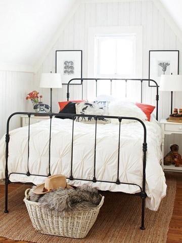 Bedroom Bench Coastal