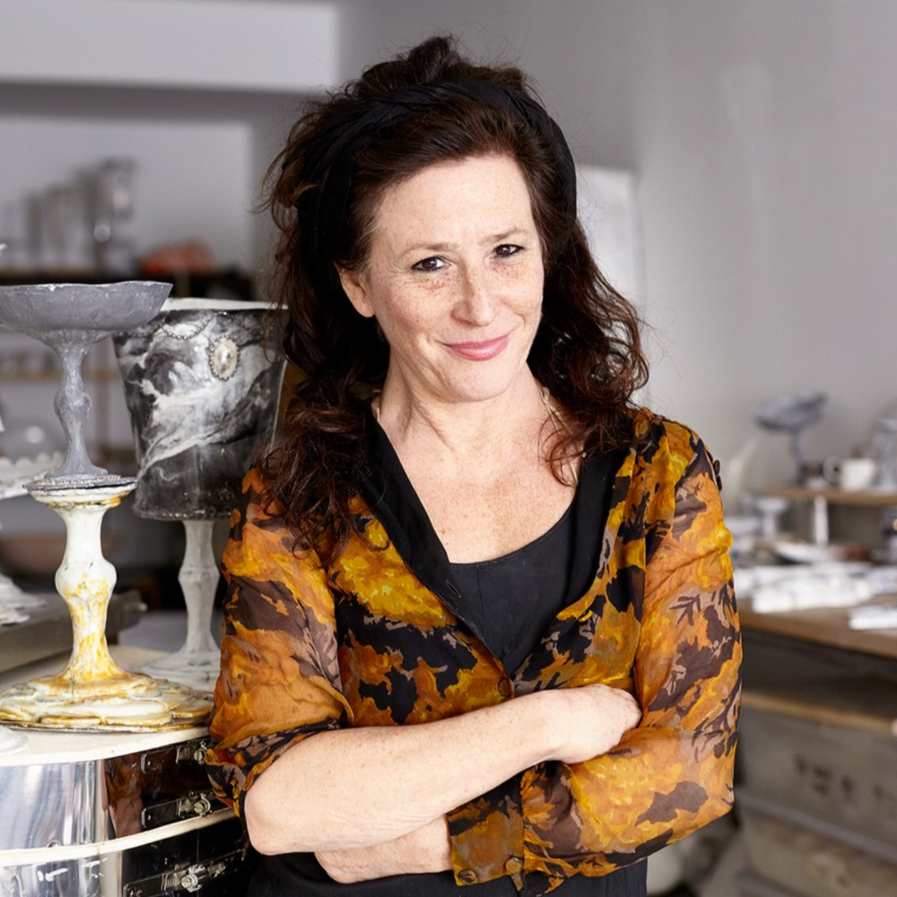 VOGUE - Treat Yourself to a Porcelain Confection at (Former Baker) Margaret Braun's New Ceramic Shop
