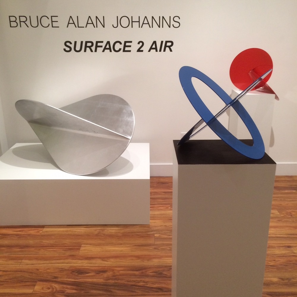 Surface 2 Air, Java Studios Gallery, May 8 - 30