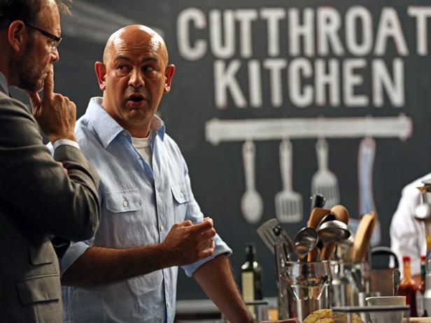 Food Network Dish: Simon Majumdar Reveals the Mind of a Cutthroat Kitchen Judge ( Source )