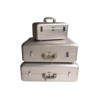 Iconic Mid-Century Halliburton Suitcase Collection