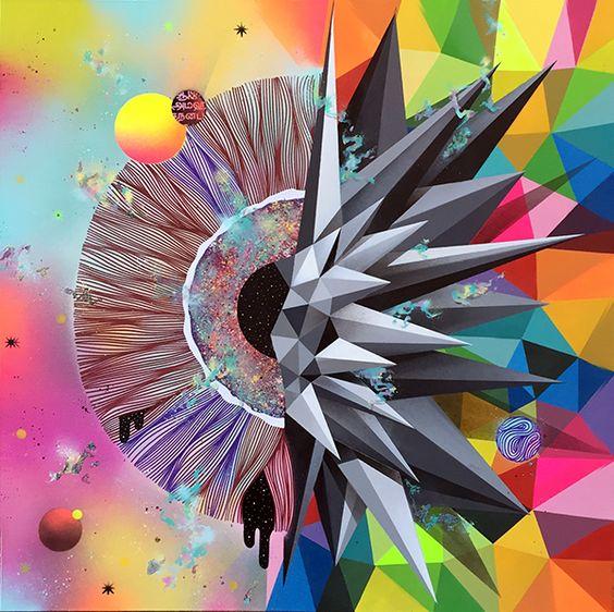 Universos Paralelos, Canvas, 2015