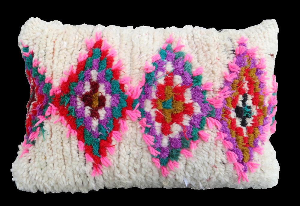 Moroccan Kilim Pillow