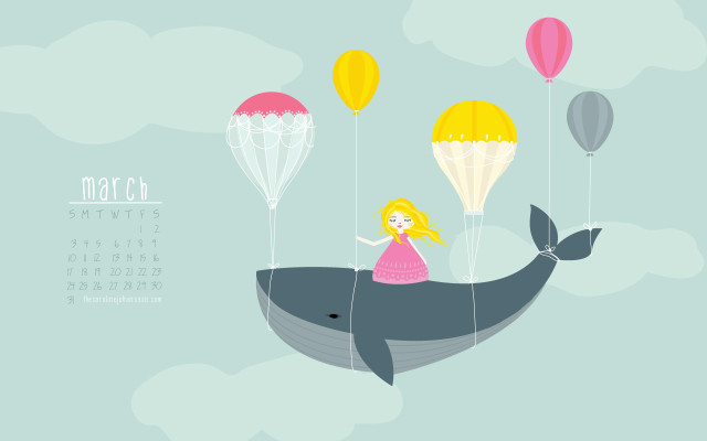 march-desktop-calendar-girl-whale-balloons-1280x800