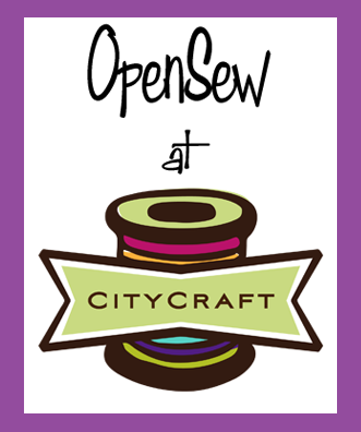 OpenSew at CityCraft