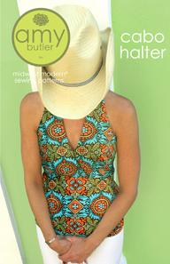 Amy Butler Cabo Halter