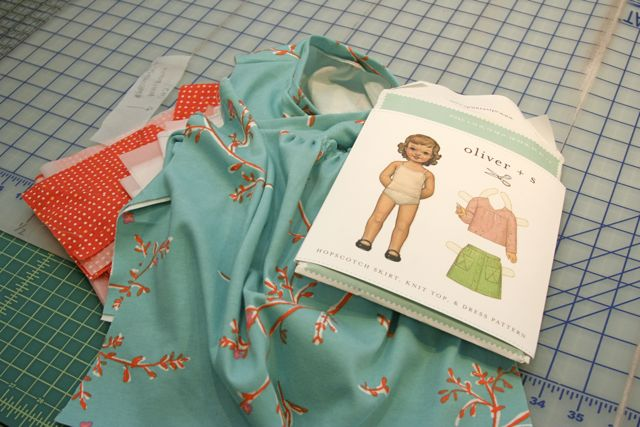 Oliver and S Hopscotch Skirt Pattern