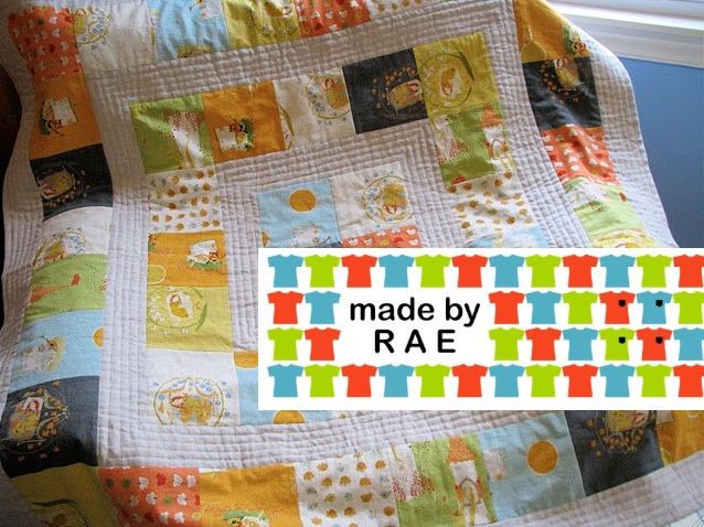 Storytime Squares Quilt Pattern | Made by Rae