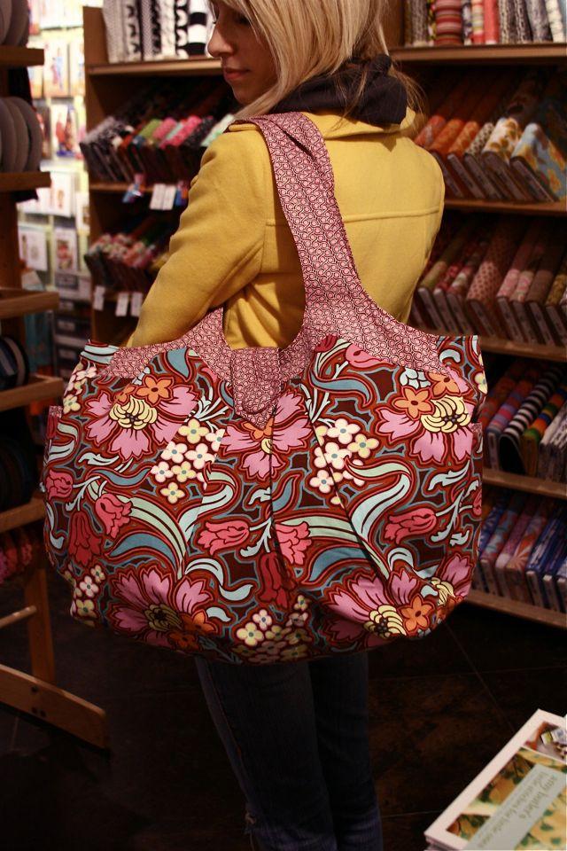 Amy Butler Cosmo Bag