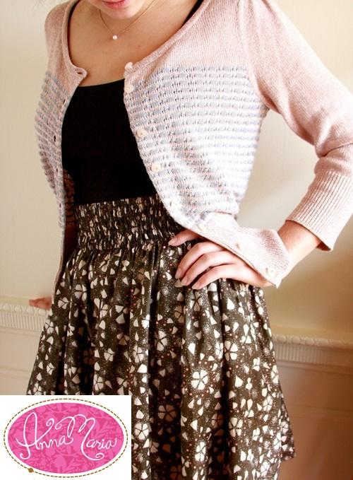Anna Maria Horner Flirting the Skirt Free Pattern