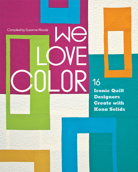 We Love Color, available now at CityCraft