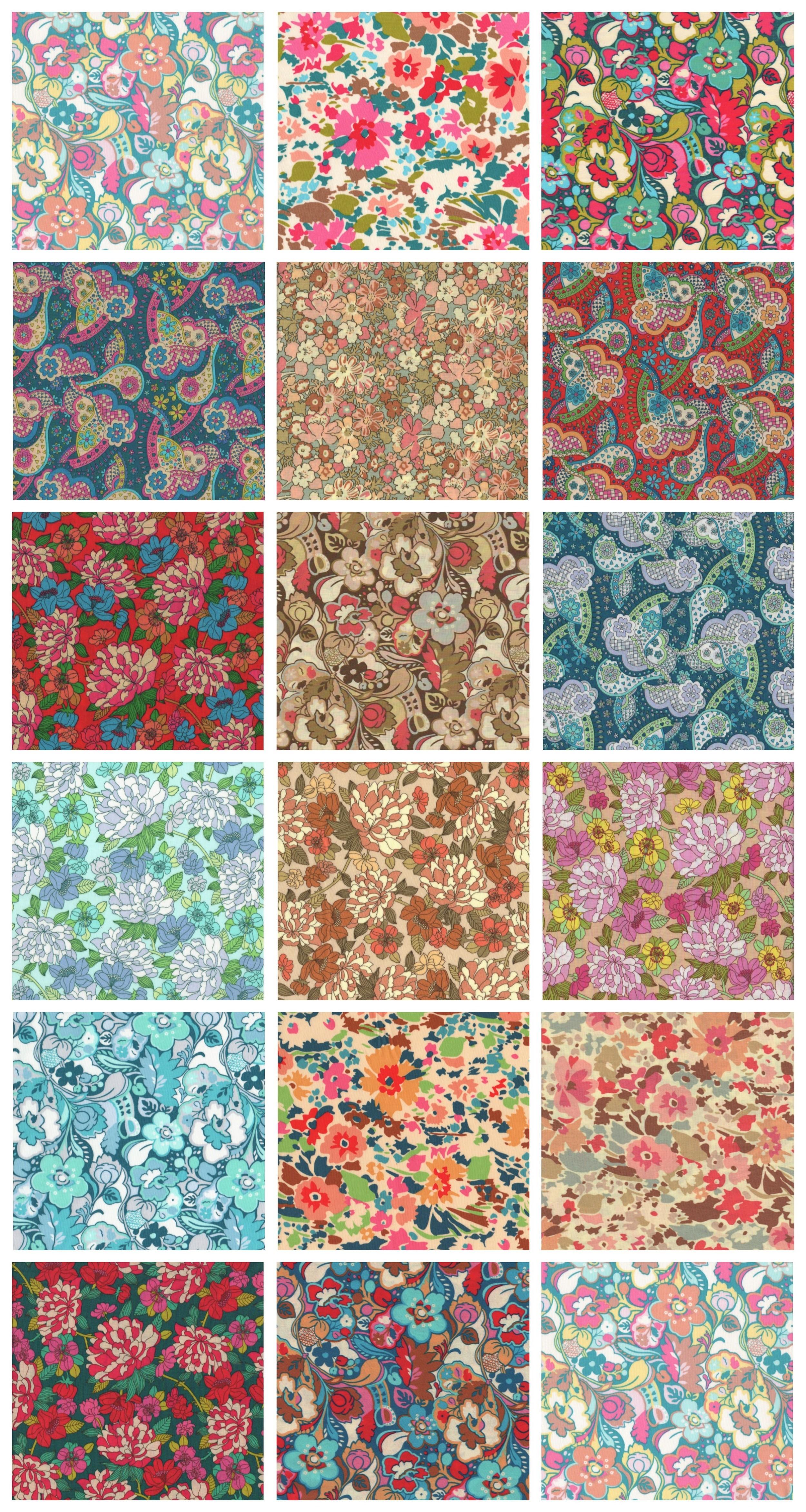 Liberty Lifestyle Fabric at CityCraft http://citycraftonline.com