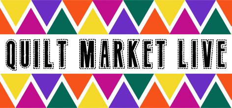 Quilt Market LIVE with CityCraft Fall 2012 http://tinyurl.com/quiltmarketlive