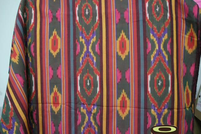 Ikat Fabric 9