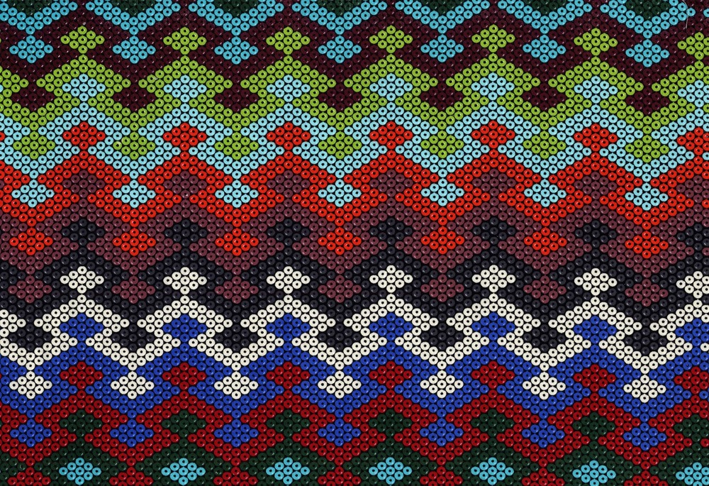 DC5784 Blanket Chevron - Multi.jpg