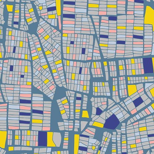 Manhattan's Dusk by Leah Duncan at CityCraft http://citycraft.com