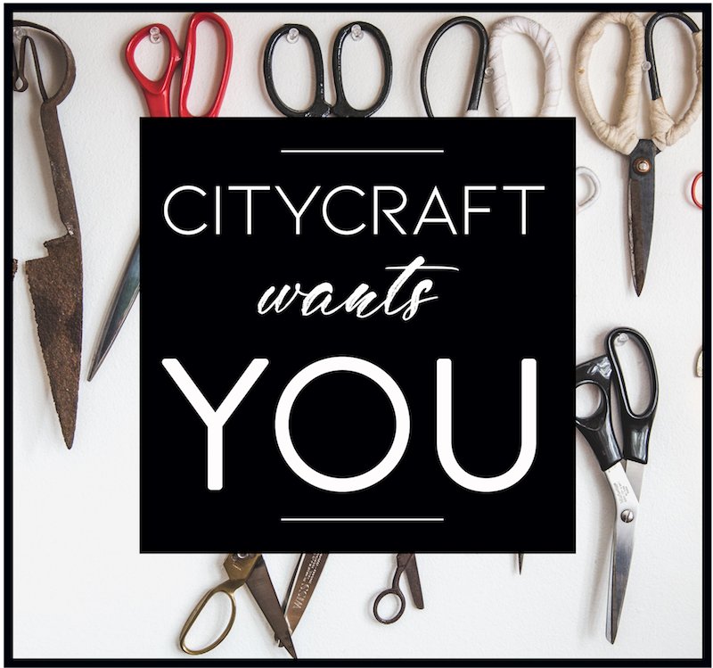 CityCraft Wants You BLACK - call for samplemakers and tech editors.png