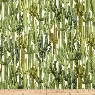 Manufacturer: Timeless Treasures Collection: Desert Trip Fabric: Saguaro Cactus Type: Quilting Cotton Width: 44/45