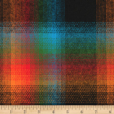 Kaufman Durango Flannel Plaid Adventure Fabric