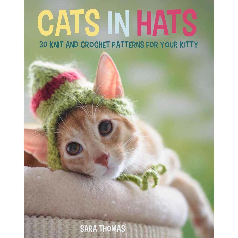 Cats in Hats by Sara Thomas