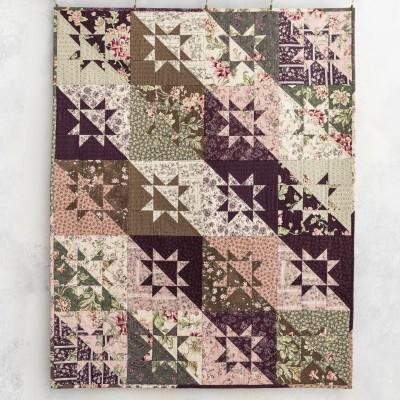 Milky Way Quilt Pattern designed by Monique Dillard