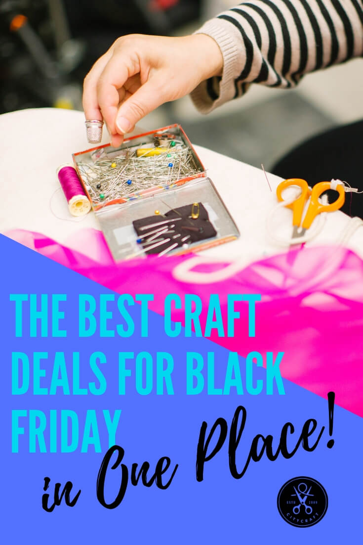 The Best Black Friday deals in one place: at CityCraft.com.