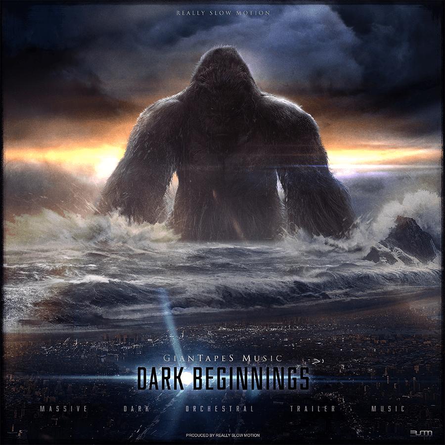 Dark Beginnings - Giantapes Music - Massive Orchestral Trailer Music