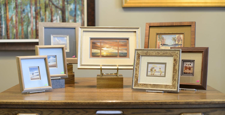 Gallery — Frames & More | Prints Framed Art Custom Picture Framing ...