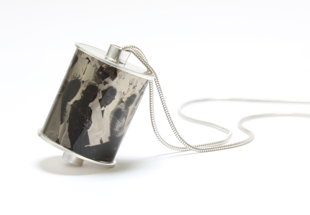 Film Canister Necklace