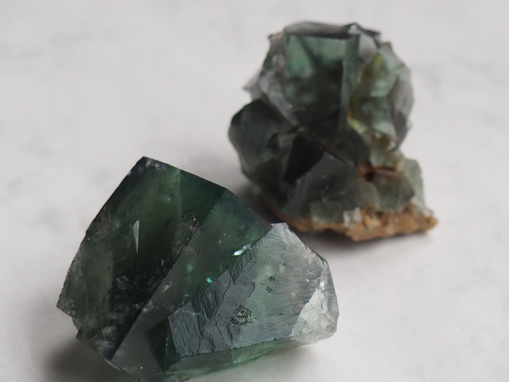 Mined directly from my home town country, Rogerley mine in County Durham