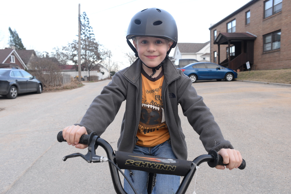 Thanks to all of you who have donated to our Big Share fundraiser we have already earned Budget Bike's first $1,000 match and they have agreed to offer another $1,000 in match! Tomorrow is the big day so please make your donations ( click here ) if you have not already. Thank you to Budget Bikes for your continued support!