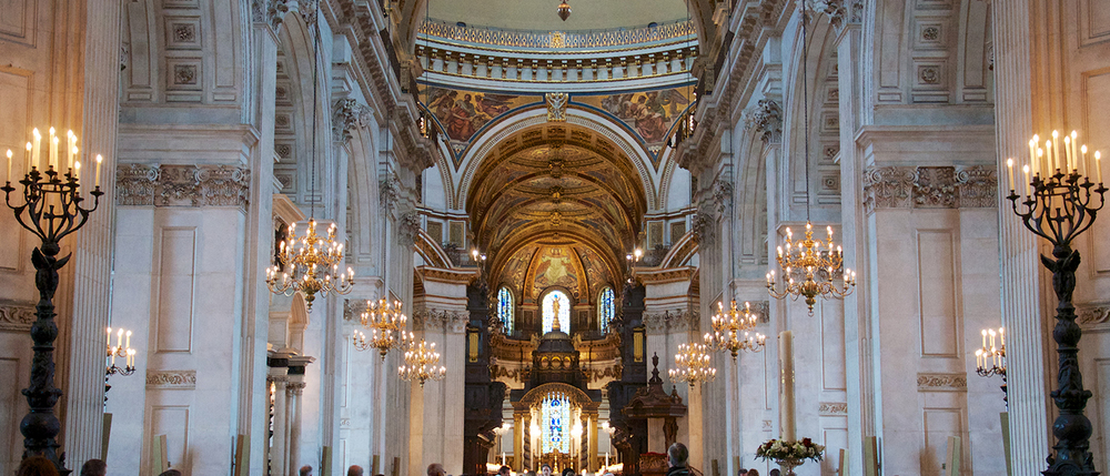CHRISTIAN EUROPE / CHURCH HERITAGE