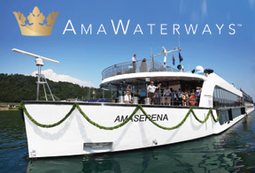 ABOARD THE AMASERENA