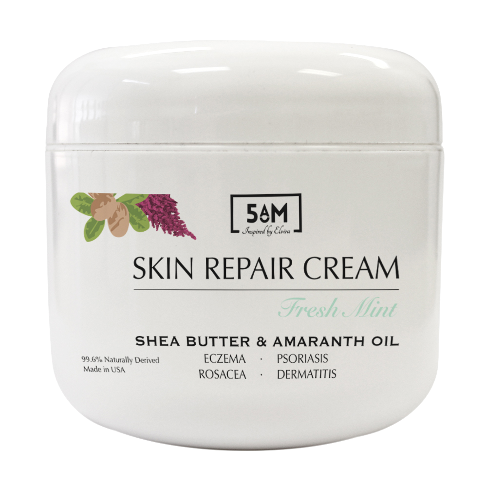 Skin Repair Cream with amaranth oil