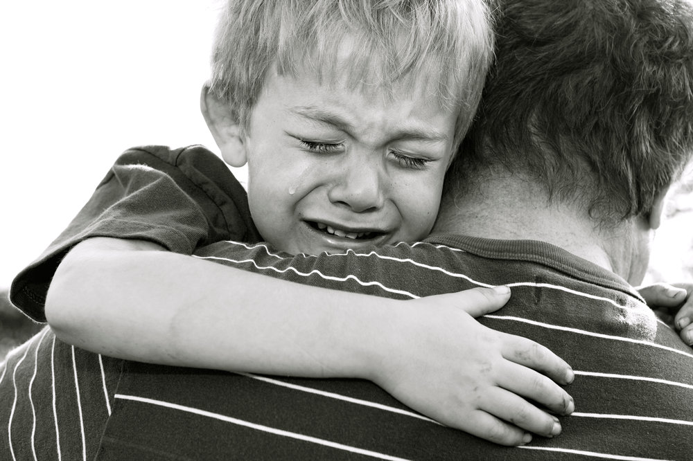 Look at your child's emotions or behaviours -- what are they telling you?