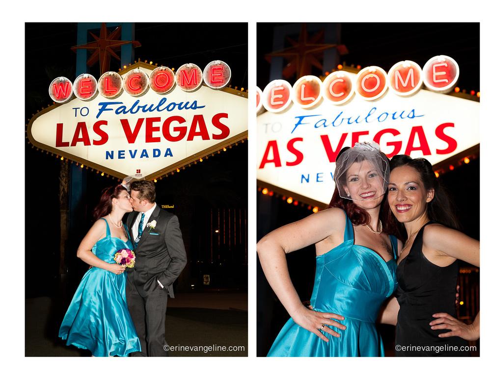 Las Vegas 1950's Photoshoot