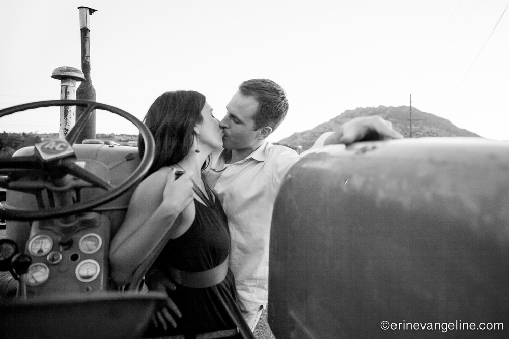 Erin Evangeline Photography Engagement Couple photography Phoenix Arizona