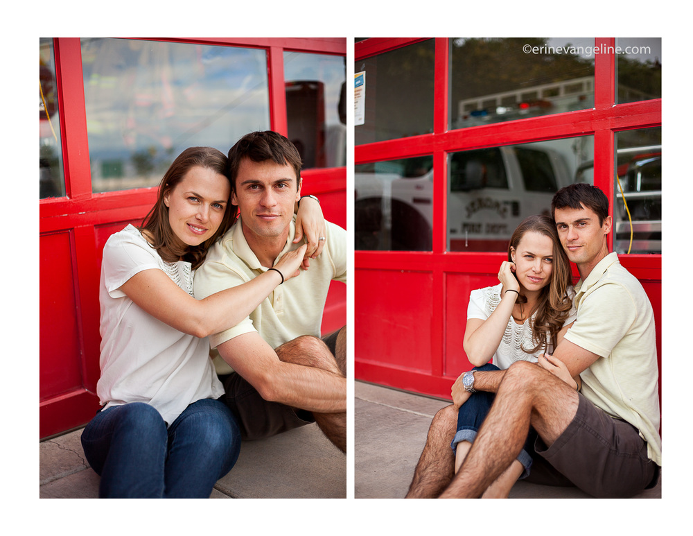 Arizona Engagement photography Jerome AZ