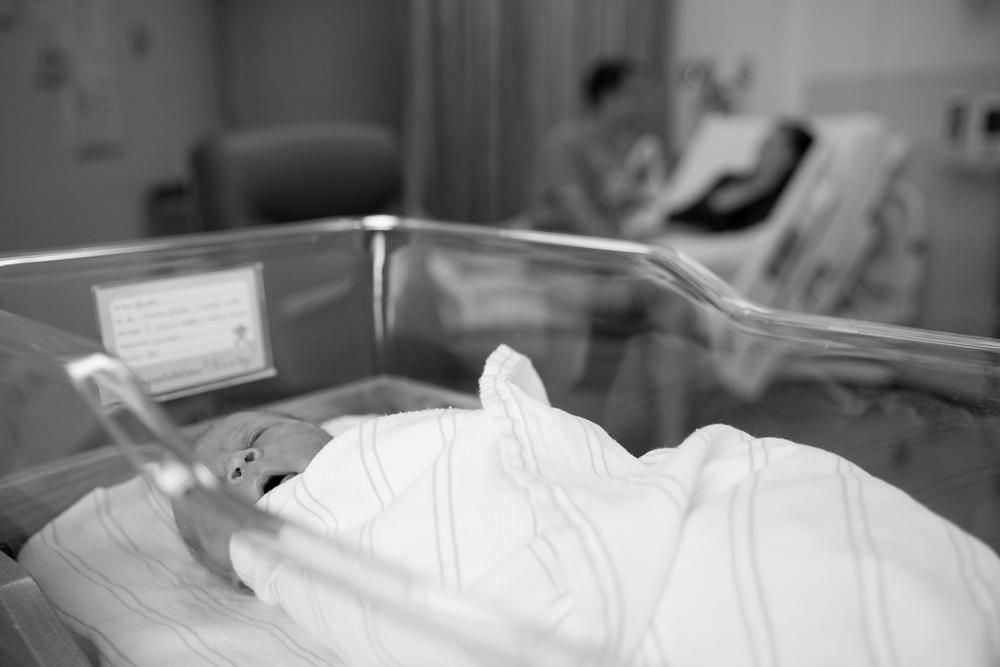 Phoenix Photographer Hospital Newborn