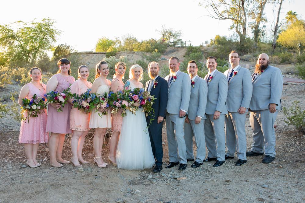 Phoenix Wedding Photographer Erin Evangeline Rustlers Roost
