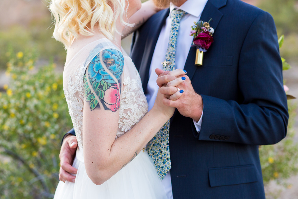 Erin Evangeline Photography Phoenix wedding photographer Rustler's Roost