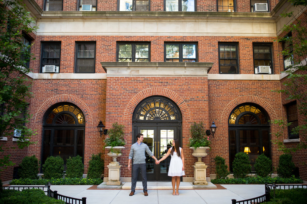 Chicago Wedding Photographer Lincoln Park Engagement Photo Ideas