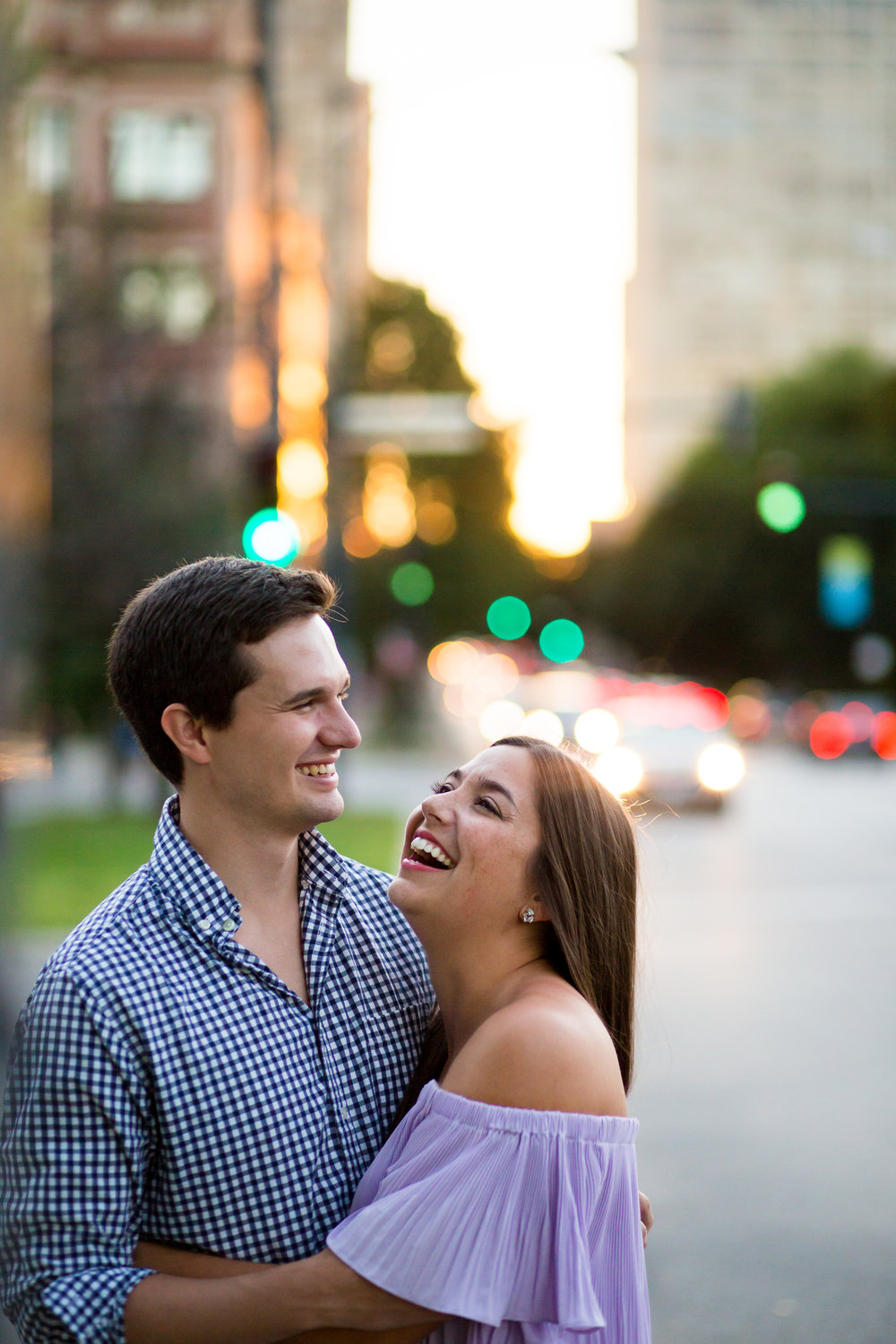 Lincoln Park Engagement Photos Erin Evangeline Wedding Photographer