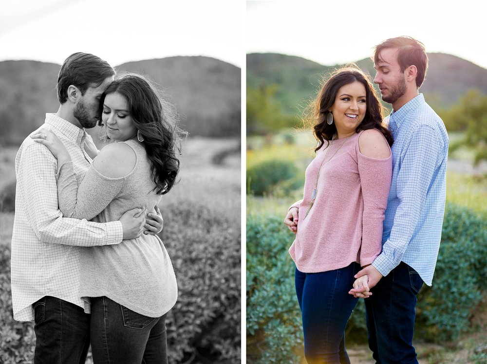 Phoenix South Mountain Desert Engagment Photos.jpg