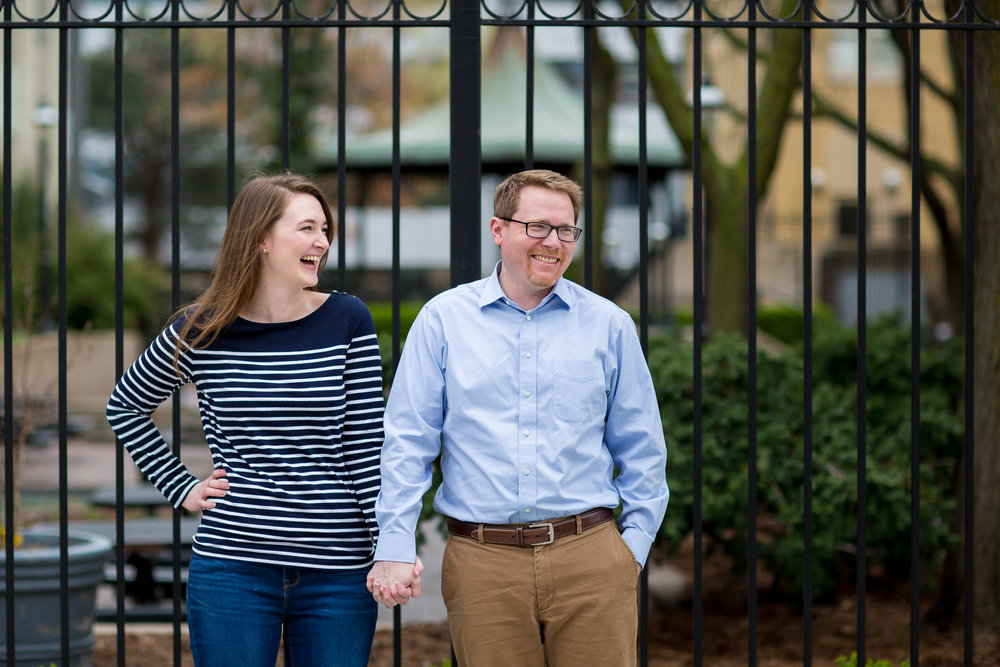 Wichita Engagement Photography with Erin Evangeline