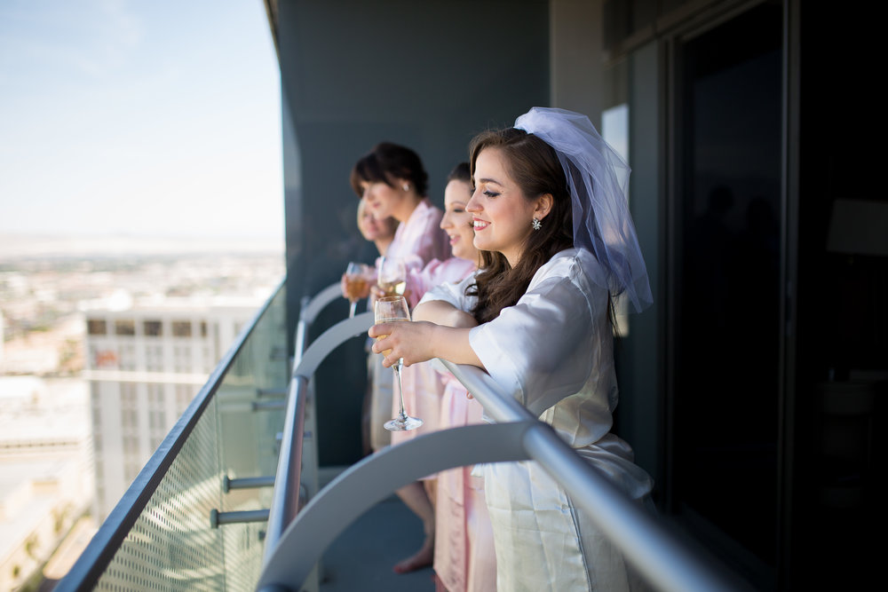 Las Vegas Cosmopolitan Wedding Photography