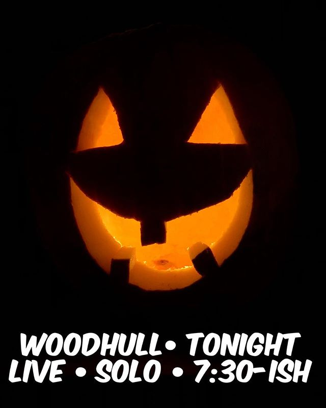 Yarmouth/Falmouth peeps! I'll be playing a solo set up in your neck of the woods at @woodhullpublichouse at 7:30ish. Swing by if you can, I'd love to see you!