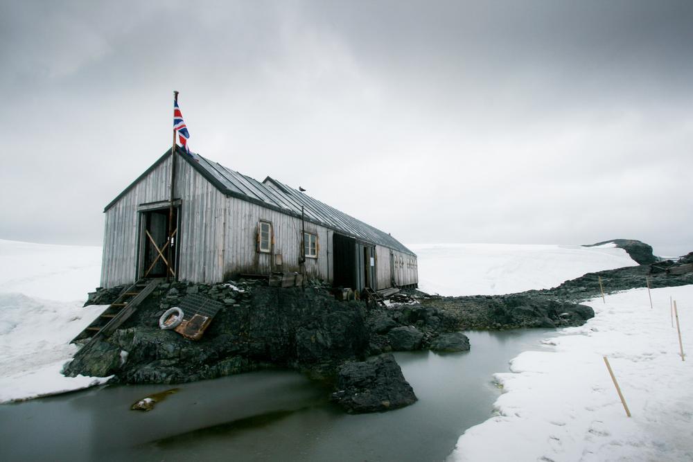 Detaille Island, Antarctica