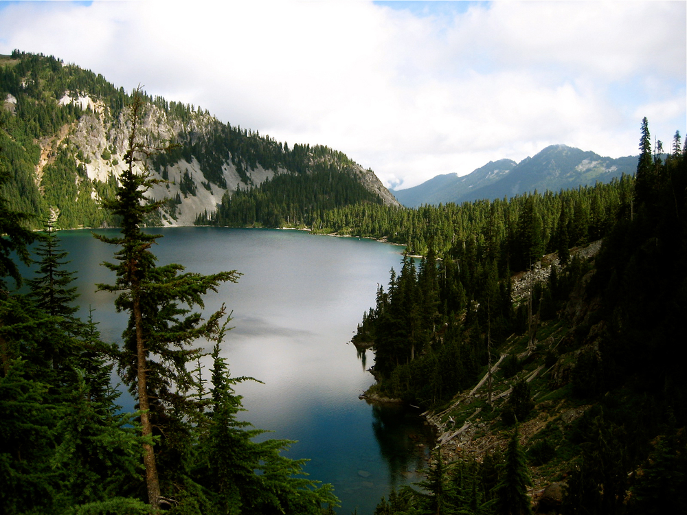 Marmot Lake, Washington
